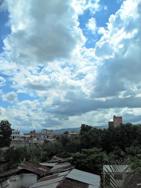 tarapoto peru foto blue sky