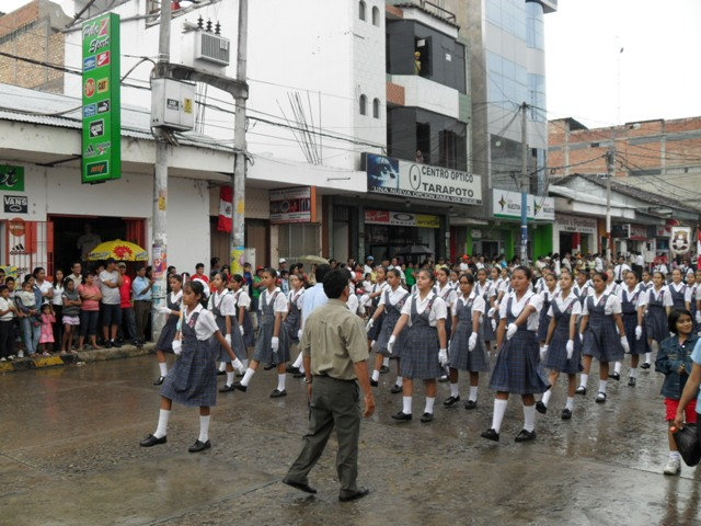 Independence Day Peru Parades