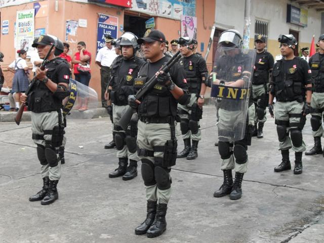 Peru Police