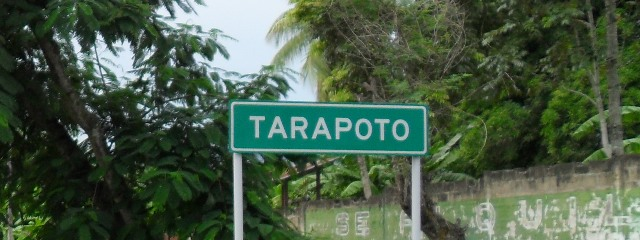 Happy New Year from Tarapoto, Peru