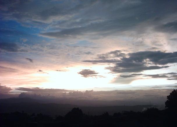 Tarapoto Calm Sunset