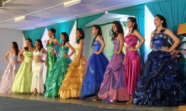 Miss San Martin 2011