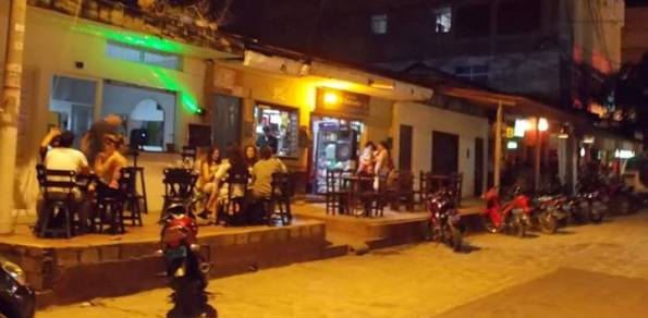 Huascar Bar, a New Addition to the Tarapoto Bar Scene