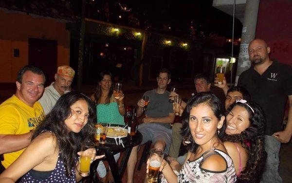 Expat Nights at the Huascar Bar