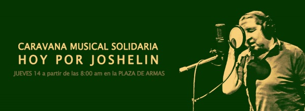 Free Concert in the Plaza de Armas for Joshelín Reátegui