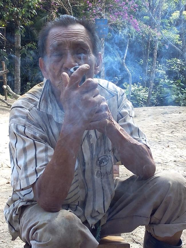 Señor Crusillo Juasabi Tuanama