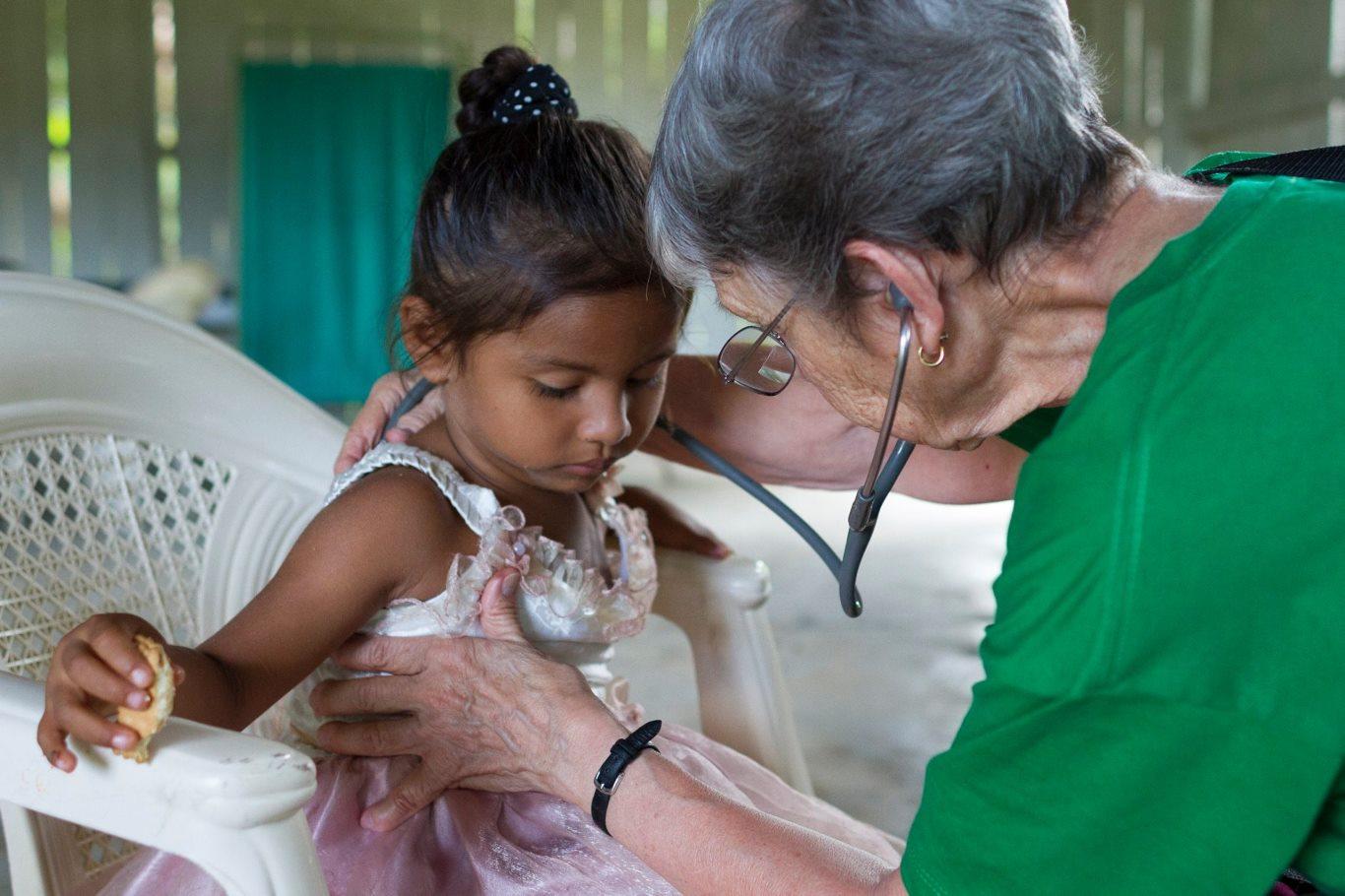Peruvian American Medical Society Tarapoto