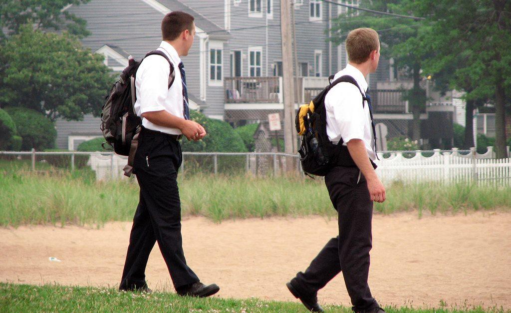 Mormons in Tarapoto