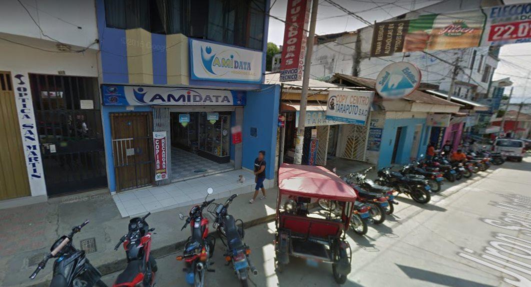 Amidata Tarapoto computer store