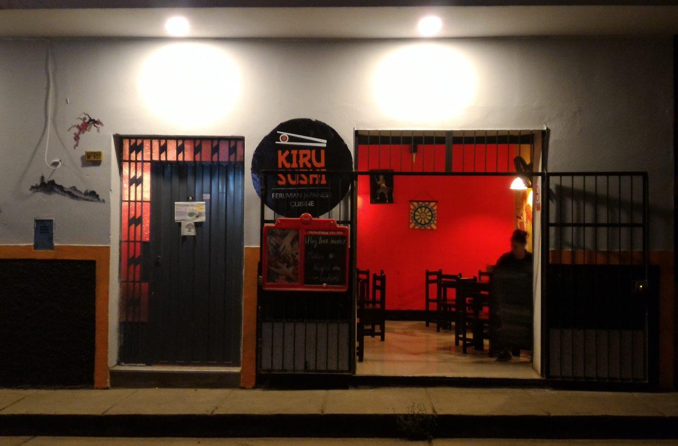 Kiru Sushi, Tarapoto